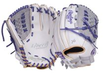"Rawlings Liberty Color Series 12.5"" Outfield Softball Glove RLA125-18WPU (2018)"