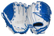 """Rawlings Liberty Color Series 12.5"""" Outfield Softball Glove RLA125-18WR (2018) Left Hand Throw Only"""