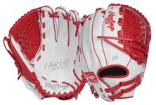"Rawlings Liberty Color Series 12.5"" Outfield Softball Glove RLA125-18WS (2018)"