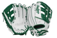"Rawlings Liberty Color Series 13"" Outfield Softball Glove RLA130-6WDG (2018)"