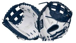 "Rawlings Liberty Color Series 33"" Catcher's Mitt RLACM33FPWN (2018)"