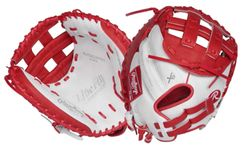 "Rawlings Liberty Color Series 33"" Cathcher's Mitt RLACM33FPWS (2018)"