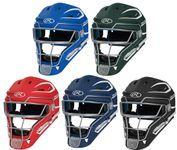 Rawlings Mach 2-Tone Matte Adult Catcher's Helmets CHMACH