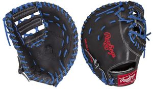 "Rawlings Pro Preferred 12.75"" 1st Base Mitt PROSCMHCBBR (2017) Left Hand Throw Only"