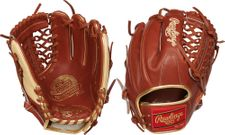 """Rawlings Pro Preferred Series 11.5"""" Infield Glove PROS204-4BR"""