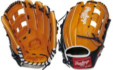 """Rawlings Pro Preferred Series 12.75"""" Outfield Glove PROS3039-6TN (2019)"""