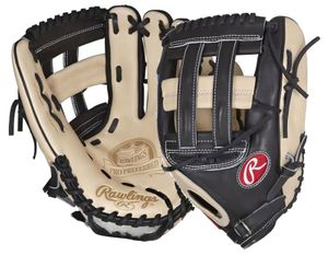 "Rawlings Pro Preferred Series 12.75"" Outfield Glove PROS302-6CB (2017) Left Hand Throw Only"