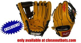 "Rawlings Pro Preferred Spring Training X Outs Series 11.75"" Infield Glove PROS315-2RTBPRO (2020)"