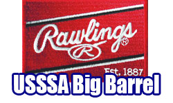 Rawlings Big Barrel USSSA Bats