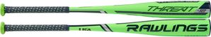 "Rawlings Threat 2-5/8"" Youth USA Bat US9T12 -12oz"