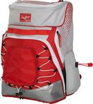 Rawlings Velo Scarlet Fastpitch Backpack R800S