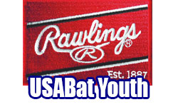 Rawlings Youth USA Bats