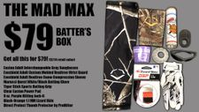 The MAD MAX $79 Batter's Box