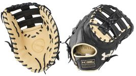 "Under Armour Genuine Pro Series 13"" First Base Mitt FGGP-FB-BK/CR (2018)"