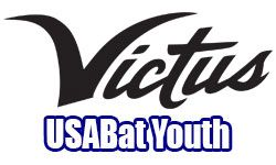 3 Victus Youth USA Bats