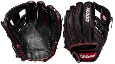 """Wilson A2000 Pedroia Fit SuperSkin Series 11.5"""" Infield Glove WTA20RB20DP15SS (2020)"""