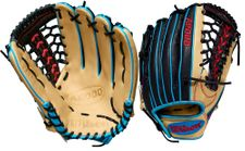 "Wilson A2000 Pedroia Fit SuperSkin Series 12.25"" Outfield Glove WTA20RB20PF92 (2020)"