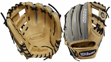"Wilson A2000 SuperSkin Series 11.25"" Infield Glove WTA20RB191788SS (2019)"