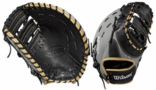 "Wilson A2000 SuperSkin Series 12.5"" First Base Mitt WTA20RB191617SS (2019)"