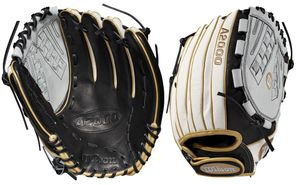 "Wilson A2000 Fastpitch Softball SuperSkin Series 12.5"" Outfield Glove WTA20RF19V125SS"