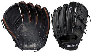 "Wilson A2K SuperSkin Series 12"" Pitcher's Glove WTA2KRB19B2SS (2019)"