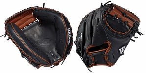 "Wilson A2K SuperSkin Series 33.5"" Catcher's Mitt WTA2KRB19M2SS (2019)"