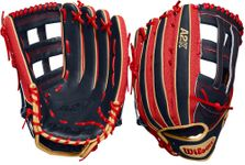 """Wilson A2K SuperSkin Series Mookie Betts Game Model 12.5"""" Outfield Glove WTA2KRB20MB50GM (2020)"""