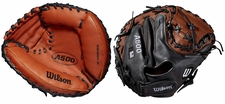 "Wilson A500 Series 32"" Catcher's Mitt WTA05RB19CM (2019)"