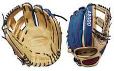 "Wilson Custom A2000 SuperSkin Glove of the Month Series 11.75"" Infield Glove WTA20RB19LENOV (2019)"