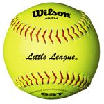 "Wilson 11"" SST Optic Yellow Softballs WTA9274BSST -- 1 DZ"