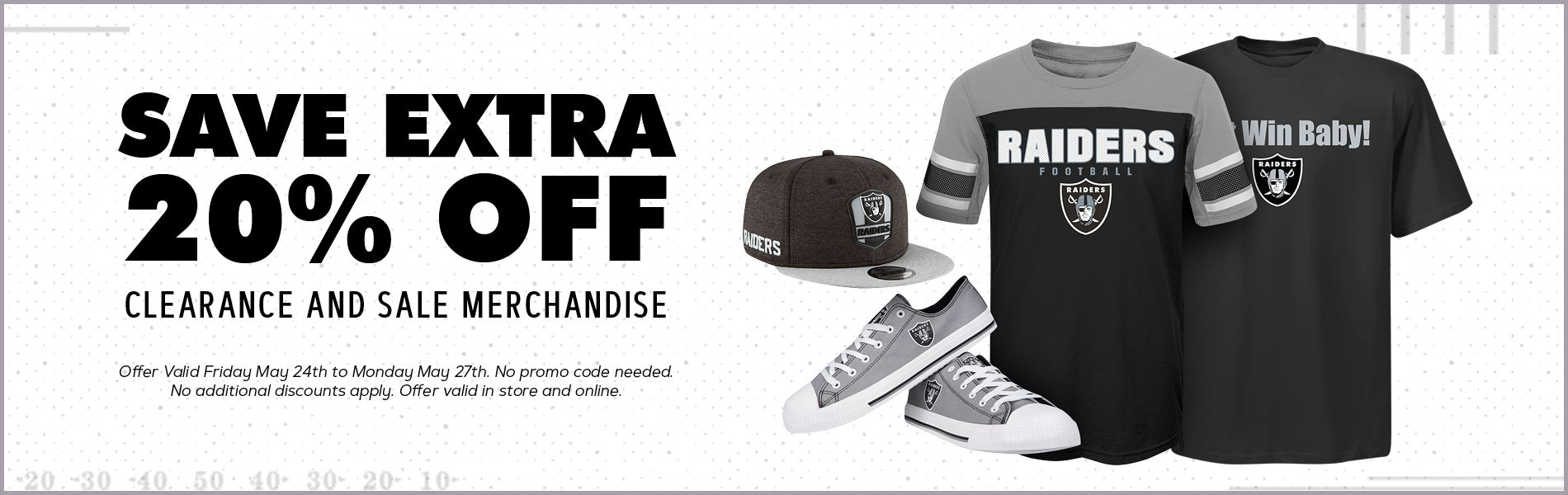 8e5577569d8 The Raider Image - The Official Store for Oakland Raiders Merchandise