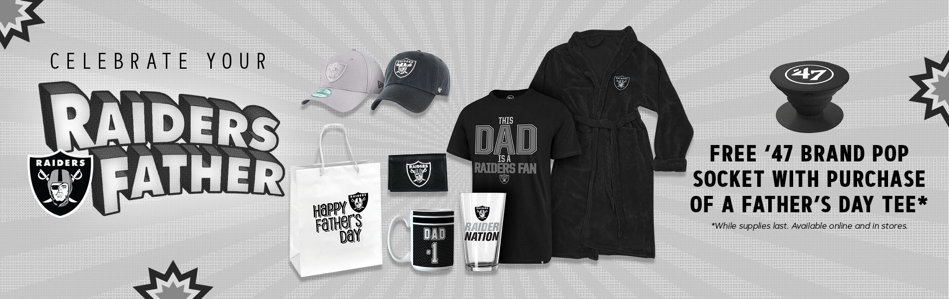 0305721673d The Raider Image - The Official Store for Oakland Raiders Merchandise