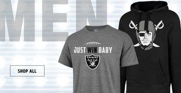 big sale cee0c e0f4d The Raider Image - The Official Store for Oakland Raiders Merchandise
