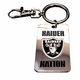 Raider Nation Keychain
