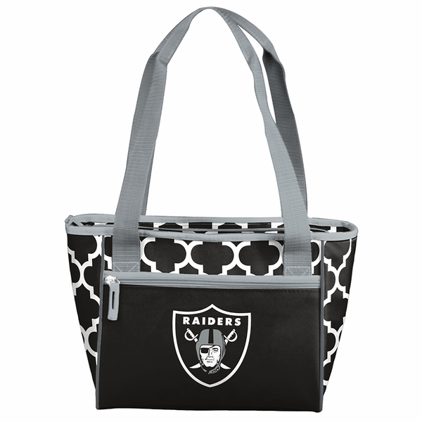 Raiders 16 Can Cooler Tote