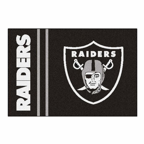 Raiders 20 X 30 Uniform Rug