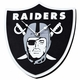 Raiders 3D Wall Clock