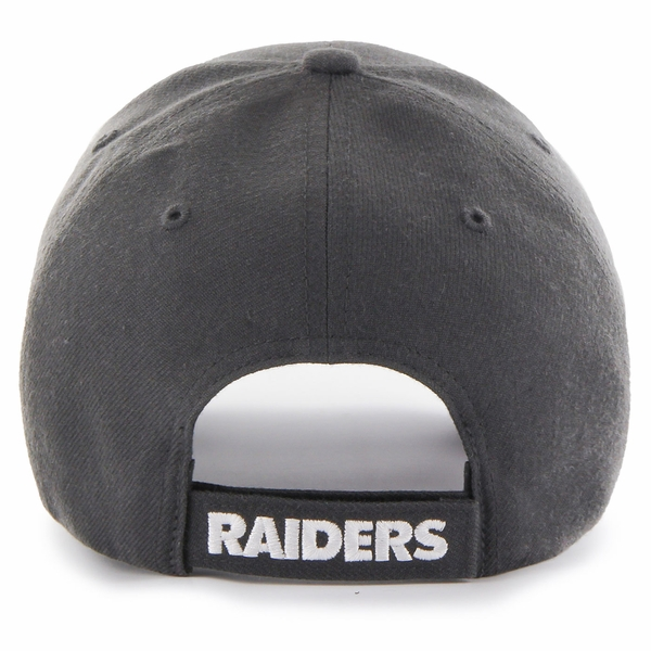Raiders 47 Brand MVP Two Tone Logo Cap