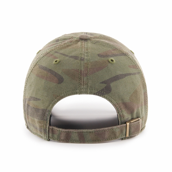 Raiders 47 Brand Outrigger Clean Up Cap