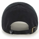 Raiders 47 Brand Primary Clean Up Black Cap
