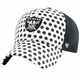 Raiders 47 Brand Youth Sweet Pea Polka Dot Cap