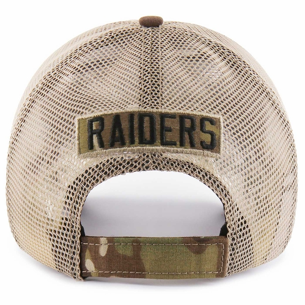 Raiders 47 Thompson MVP Hat