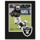 Raiders 8 x 10 Logo Framed Cooper Photo