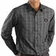 Raiders Antigua Agent Long Sleeve Woven Shirt