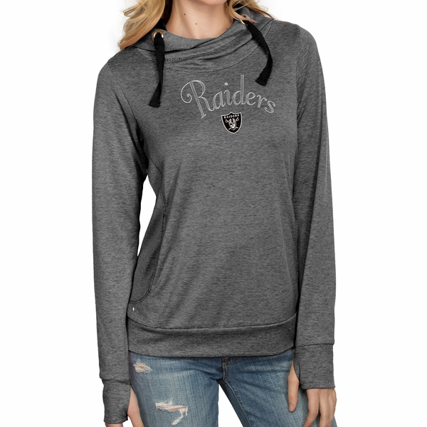 Raiders Antigua Women's Bullpen Fleece