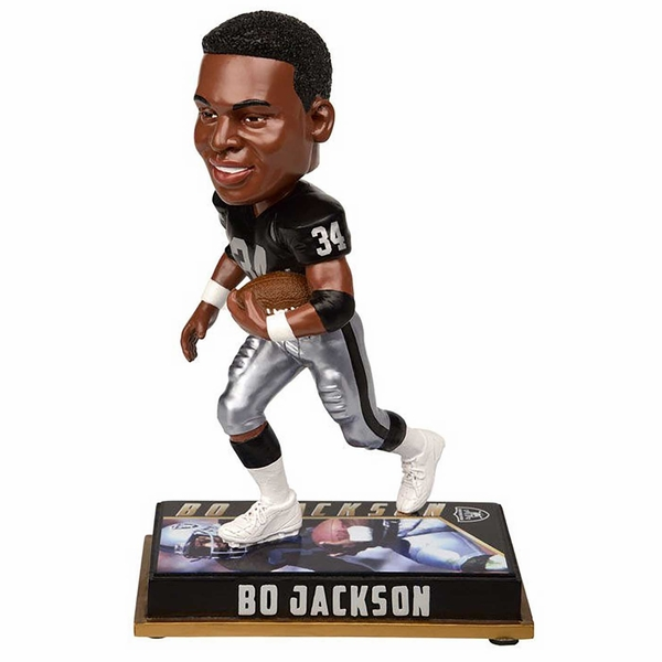 Raiders Bo Jackson Retired Player Bobblehead