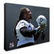 Raiders Canvas 16 x 20 Lynch Photo