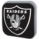 Raiders Cloud Logo Pillow