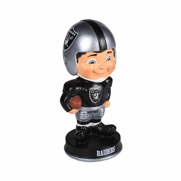 Raiders Dashboard Bobblehead