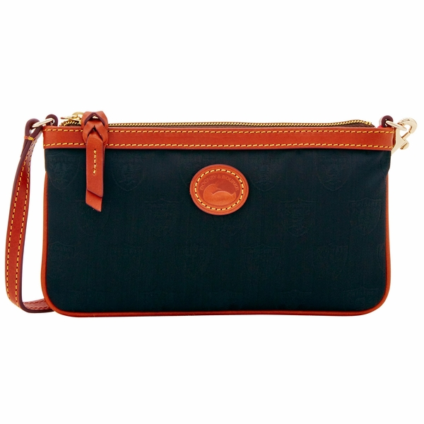 Raiders Dooney & Bourke Nylon Slim Wristlet